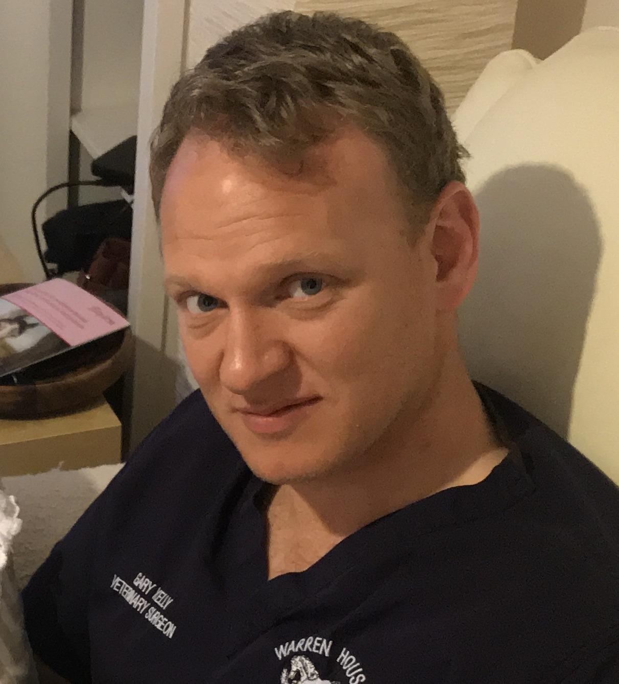 Gary Kelly  - A team member